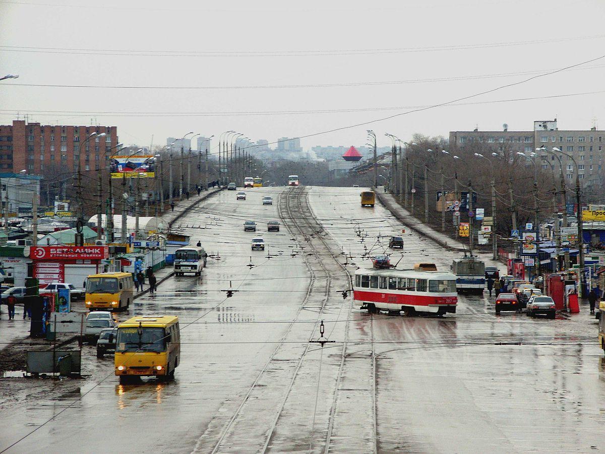 210 маршрут самара схема проезда