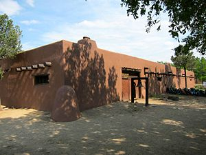 Kit Carson Museum, Rayado, New Mexico