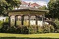 Klagenfurt Mießtalerstrasse Park der Kärntner freiwilligen Schützen Teehaus 06072016 3743.jpg