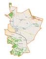 Końskowola (gmina) location map.png