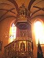 Kościół Matki Bożej Częstochowskiej w Lubinie - ambona.jpg