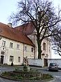 Kościół klasztorny reformatów, ob. par. pw. św. Mikołaja, 2 poł. XVIII Łabiszyn 3.JPG