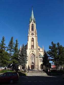 Kościół parafialny św. Antoniego z Padwy w Bielawie.JPG