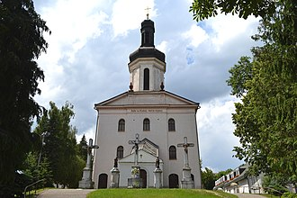 Košice-Sever - Image: Košice Church of the Our Lady of Sorrows e
