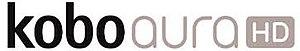 Kobo Aura HD - Image: Kobo Aura HD Logo