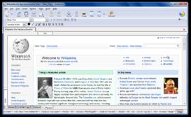 kompozer � wikipedia