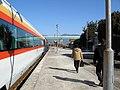 Korail Gyeongjeon Line Nakdonggang Station Platform1.jpg
