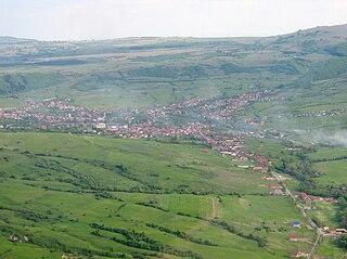 Corund Commune in Harghita, Romania