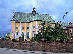 Kosciol klasztorny franciszkanow2.JPG