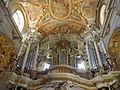 Kostel Navštívení P. Marie na Sv . Kopečku u Olomouce - varhany.JPG
