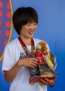 Azusa Nojiri Japanese long-distance runner