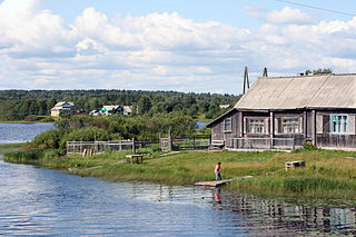 District in Republic of Karelia, Russia
