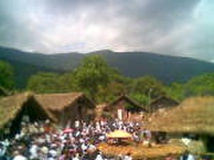 Places of worship in Kannur district - Kottiyoor Vaisakha Mahotsavam Scene
