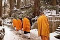 Koyasan (Mount Koya) monks.jpg
