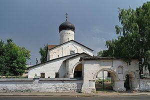 Церковь Козьмы и Дамиана с Примостья