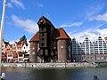 Krantor. Brama Żuraw, Gdańsk, Danzig - panoramio (1).jpg