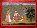 Krishna talk with radha from gita govinda series by manaku.jpg