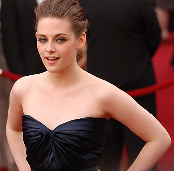 "Kristen Stewart of ""Twilight"" fame p..."