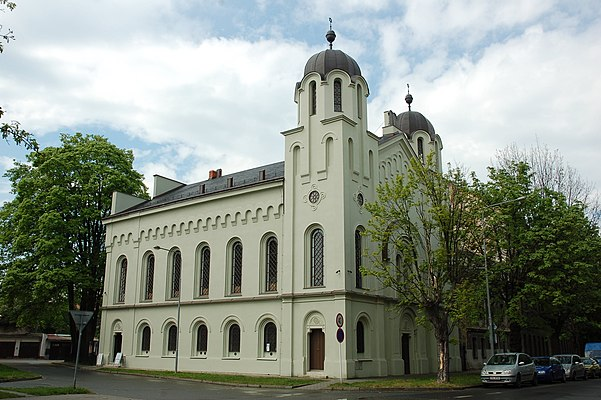 Krnov Synagogue
