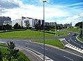 Kruhový objezd Pod Chodovem - Ryšavého.jpg