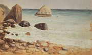 Kuindzhi Rocky seashore The Crimea.jpg