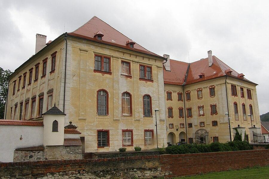 Kunštát Castle