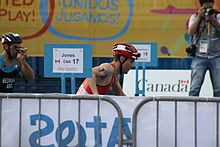 junior pan american games 2016 triathlon