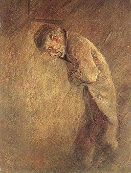 László Mednyánszky Old Tramp 1880