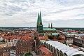 Lübeck, Aussicht vom Turm der St.-Petri-Kirche -- 2017 -- 0355.jpg