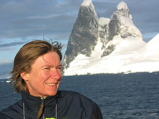 Polar researcher, author