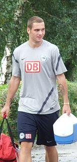 Pierre-Michel Lasogga German footballer