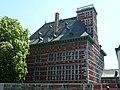 LIEGE Palais Curtius - actuel Musée Curtius quai de Maestricht 13 (8-2013).JPG