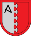 Coat of arms of Amata Municipality