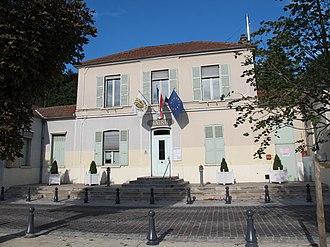 La Frette-sur-Seine - The town hall of La Frette