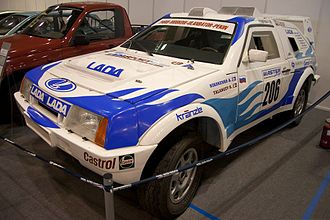 Lada Samara - Lada Samara T3