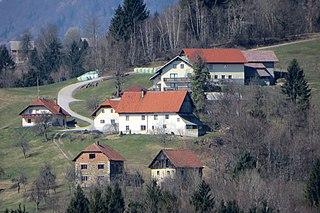 Lajše, Gorenja Vas–Poljane Place in Upper Carniola, Slovenia