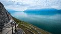Lake Geneva with Vineyards in Lavaux.jpg