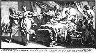 gravure de Boucher