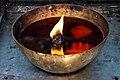 Lamp at the incense burner (9457672671).jpg