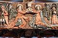 Lampaul-Guimiliau- Enclos paroissial - La poutre de gloire - PA00090020 - 005.jpg