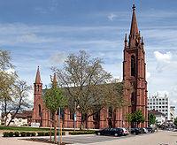 Lampertheim Domkirche 01.jpg