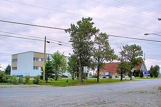 Landrienne, Quebec - Image: Landrienne QC