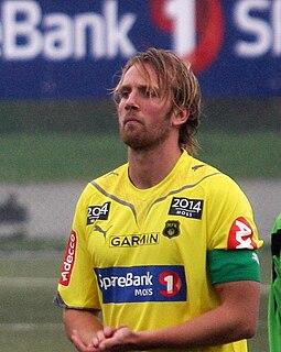 Lars Øvrebø Norwegian footballer