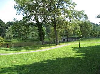Larz Anderson Park - General view