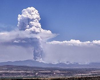 Las Conchas Fire - Wikipedia