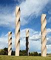 Las cuatro columnas en la UAB.jpg