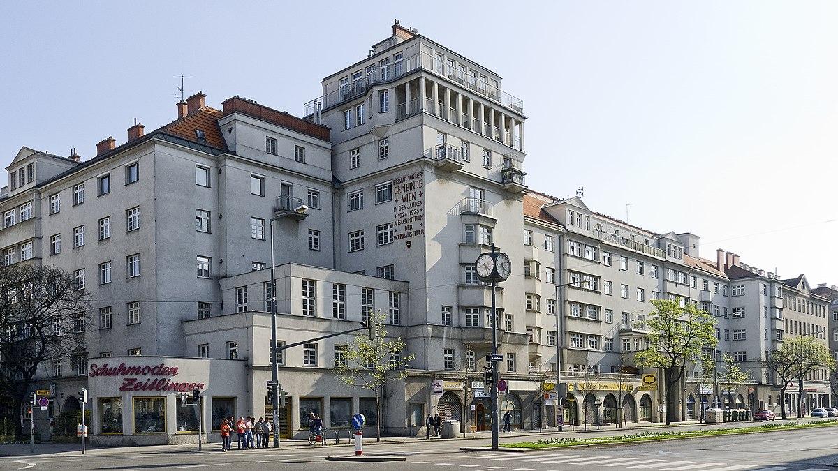 Wohnungen Hof Stadt