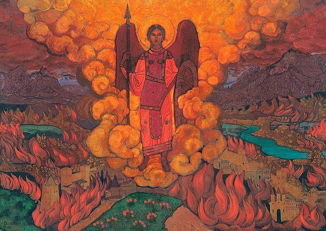 «Ангел Последний». 1912