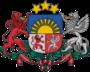 Znak Lotyšska