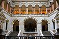 Lausanne, Palais de Rumine et Musée cantonal de géologie, vue intérieure.jpg